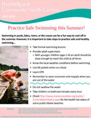 Practice Safe Swimming